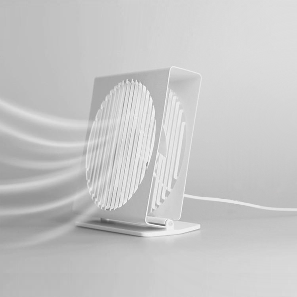 VH|Ce [冊] 輕薄超靜音兩段式USB風扇 7 吋