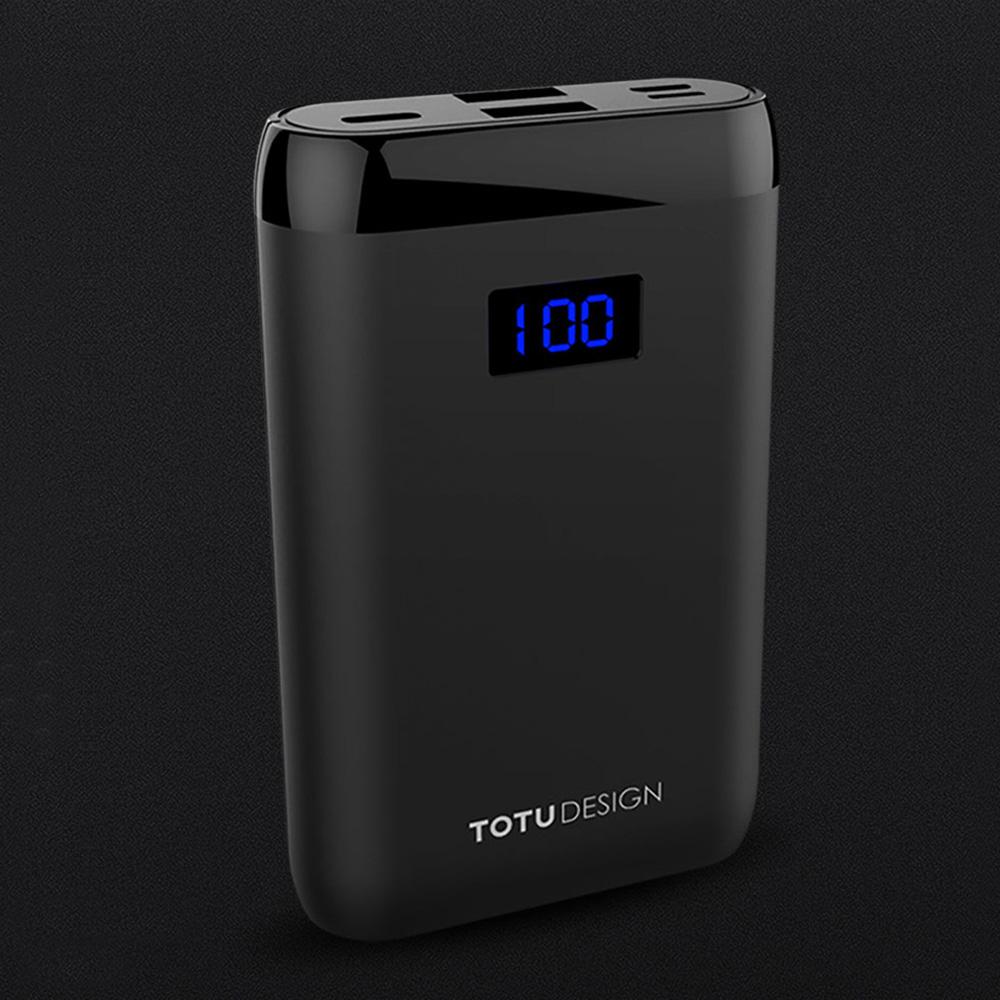 TOTU|雅慕系列 -  行動電源,同時快充充電,大容量10000 mAh,多種接口支援