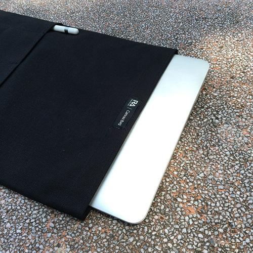 RA | Canvas bag 磁吸帆布平板電腦保護袋(for iPad Pro 12.9 / Macbook Air 13.3 / MacBook Pro 13吋 相容)