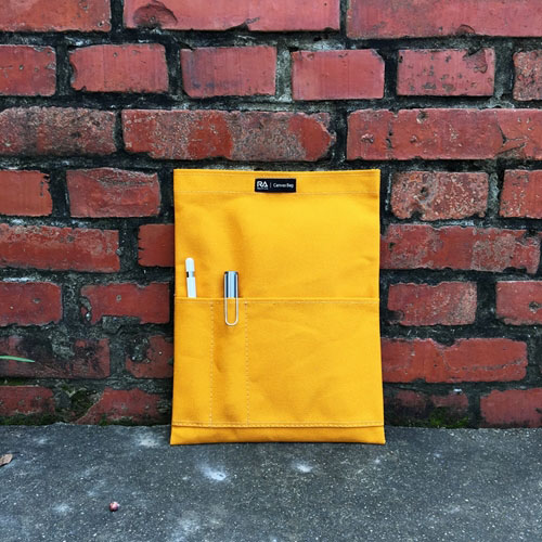 RA | Canvas bag 磁吸帆布平板電腦保護袋(for 2018 ipad 9.7吋/ipad pro 10.5吋/ 7.9 iPad mini 相容)