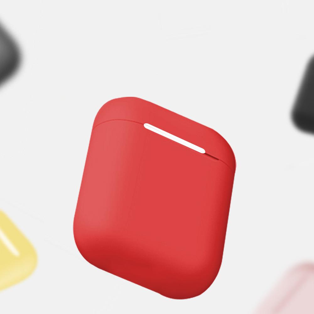 WiWU iGlove AirPods 矽膠保護套一件組