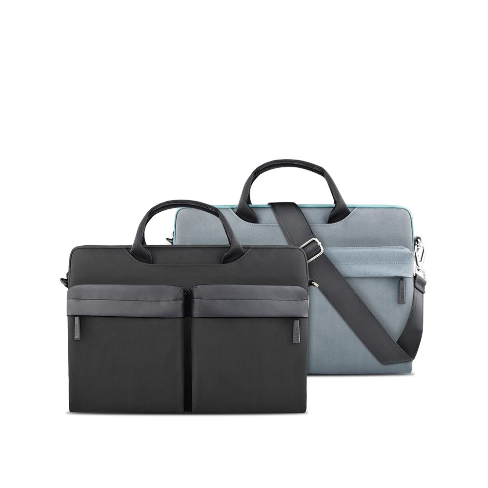 WiWU|Vigor Shoulder Bag 威戈防水手提商務電腦包15.4吋 15.6吋