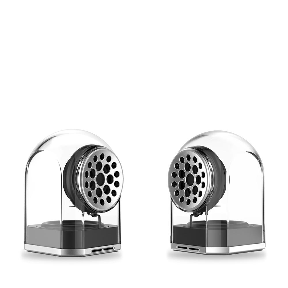 WiWU|Gemini高音質立體聲藍芽音響SPK302