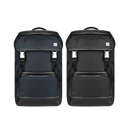 WiWU|Mission Backpack夢想家休閒商務筆電雙肩背包