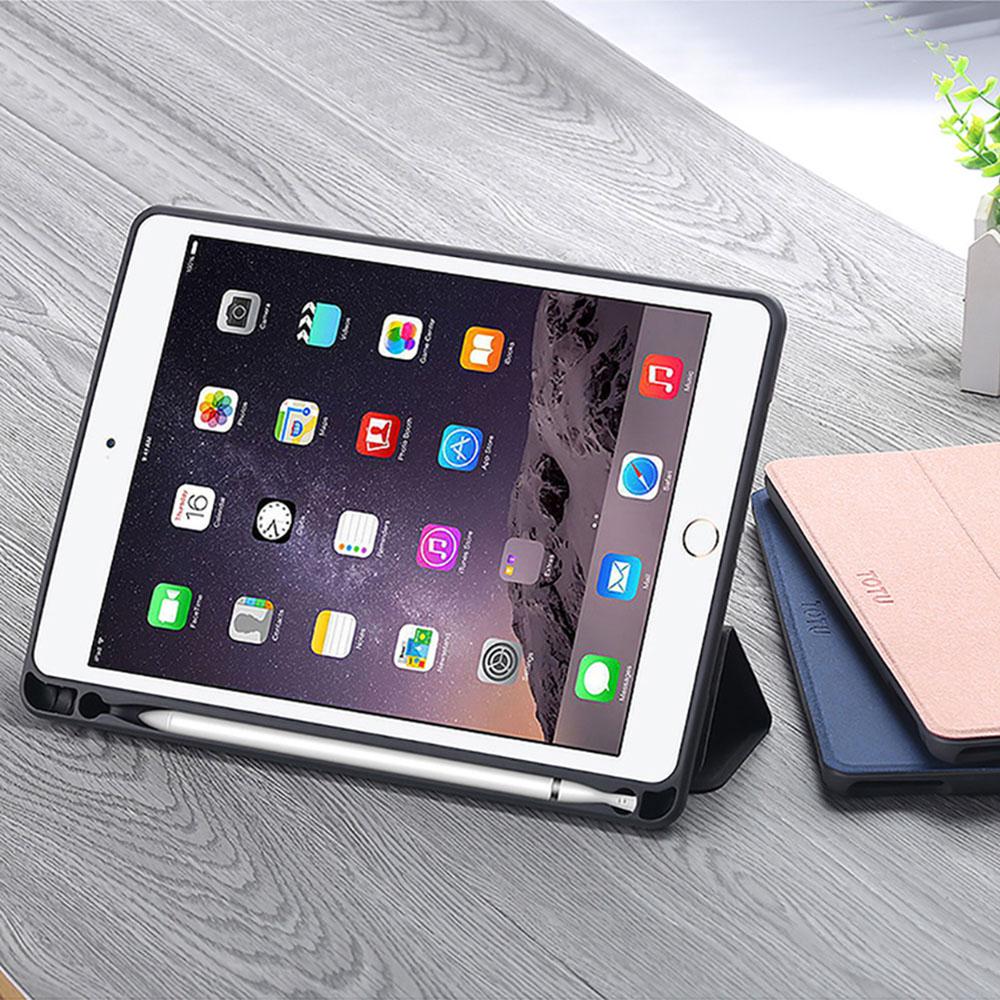 TOTU|幕系列智能休眠iPad保護套 9.7吋 AAiPad03