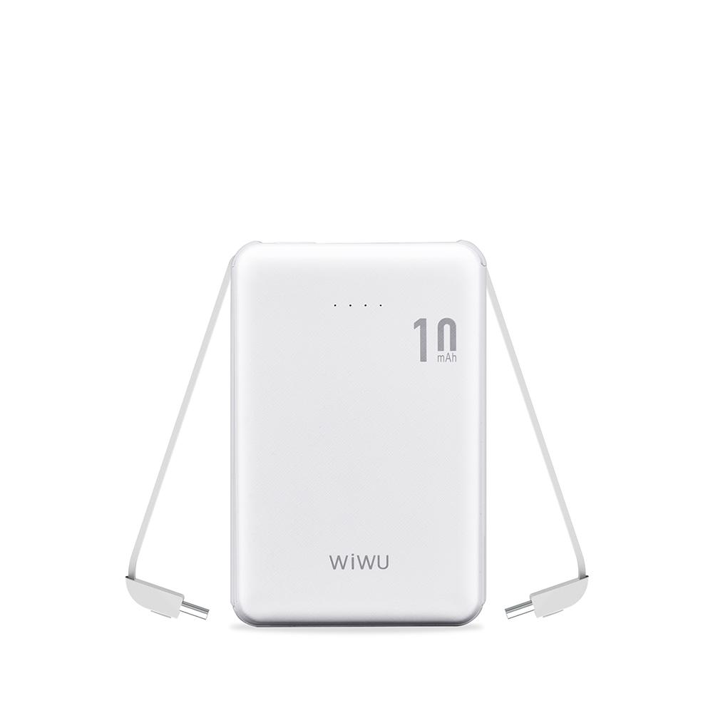 WiWU|Power Juice續航系列行動電源10000mAh JC03