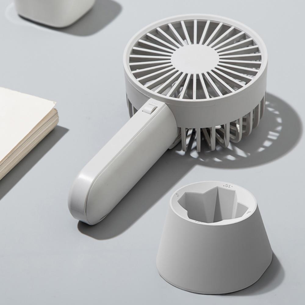 VH|Yo 悠 便攜式手持充電風扇 2019升級版