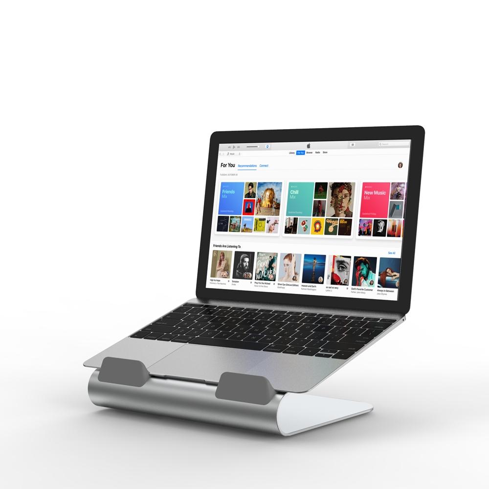 WiWU|鋁合金360度旋轉筆電支架S200