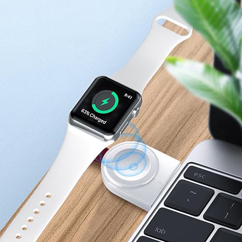 TOTU|耀系列 USB款i Watch手錶磁力充電器 CACW-038