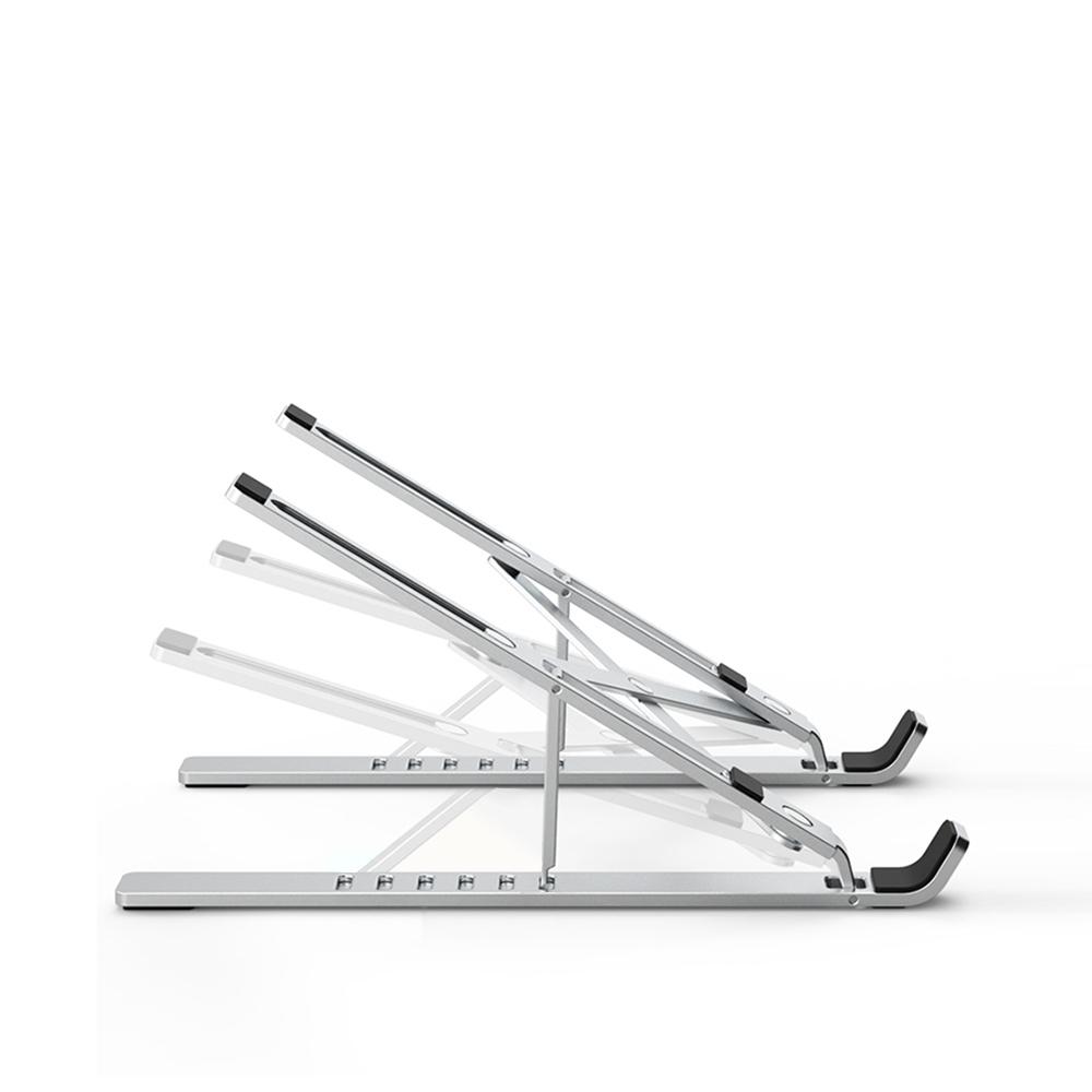 WiWU | 鋁合金磁吸式折疊筆記型電腦支架S400