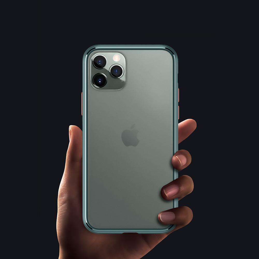 TOTU | 晶剛系列iPhone11 Pro/Pro Max超薄款耐摔保護殼AA092
