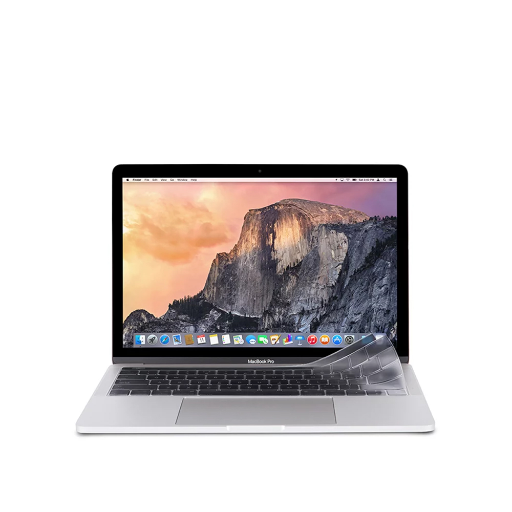 WiWU   MacBook鍵盤保護膜 13吋,15吋,16吋