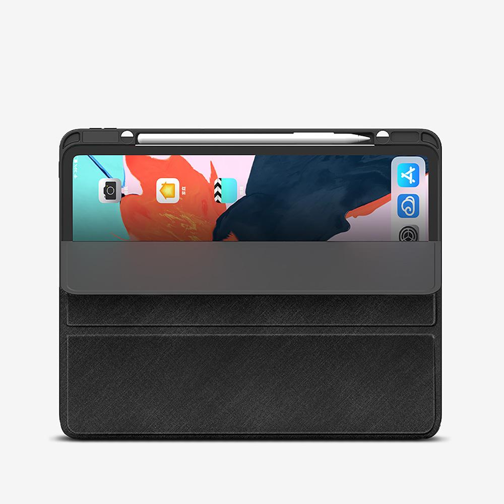 TOTU | 幕系列iPad Pro 12.9吋保護套(2020 四代)AA108黑色