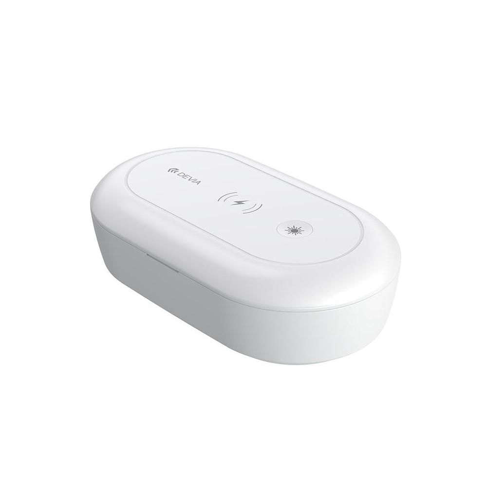 Devia迪沃   無線充電紫外線消毒盒