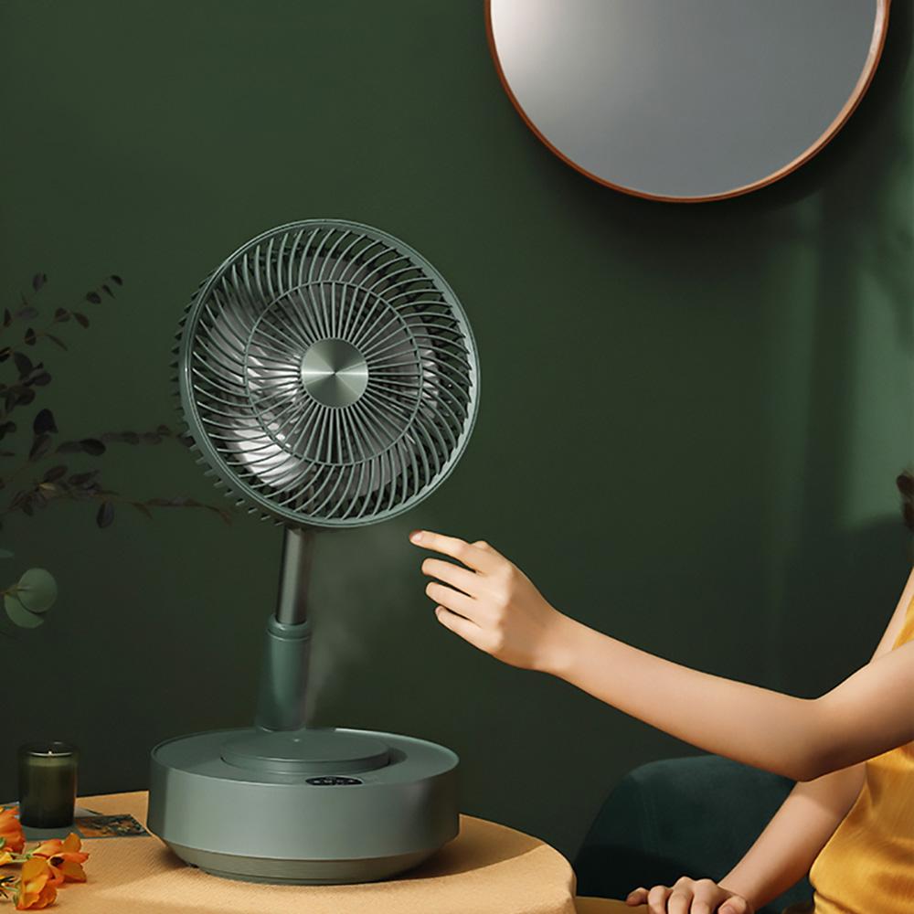 Edon愛登 | 收納落地扇E908B選配加濕器(不包含風扇)