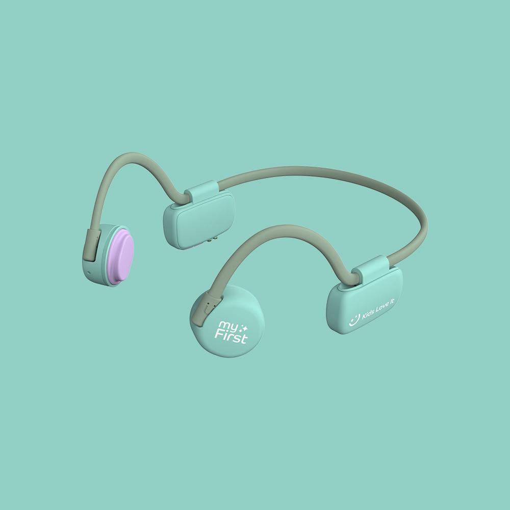 myFirst | 兒童骨傳導藍牙耳機