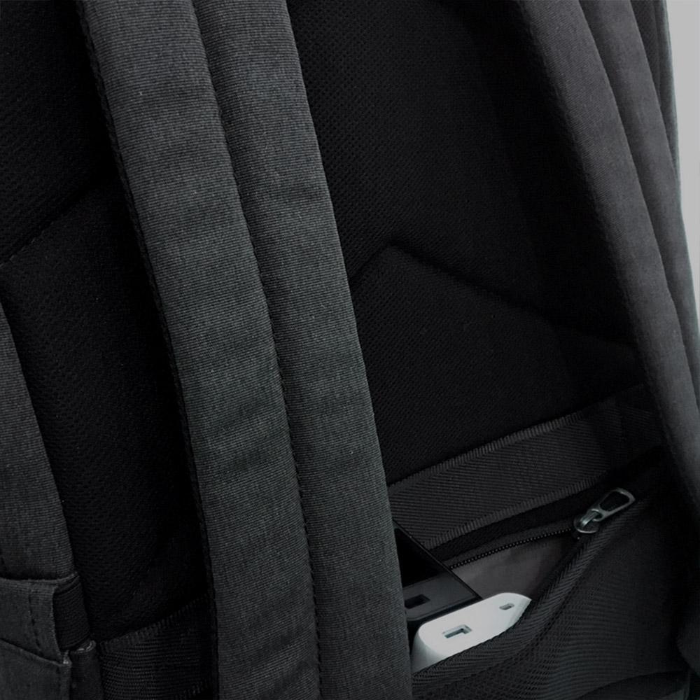 WiWU 吉瑪仕|Pioneer Backpack 鋒範輕量雙肩密碼鎖電腦包15.6吋