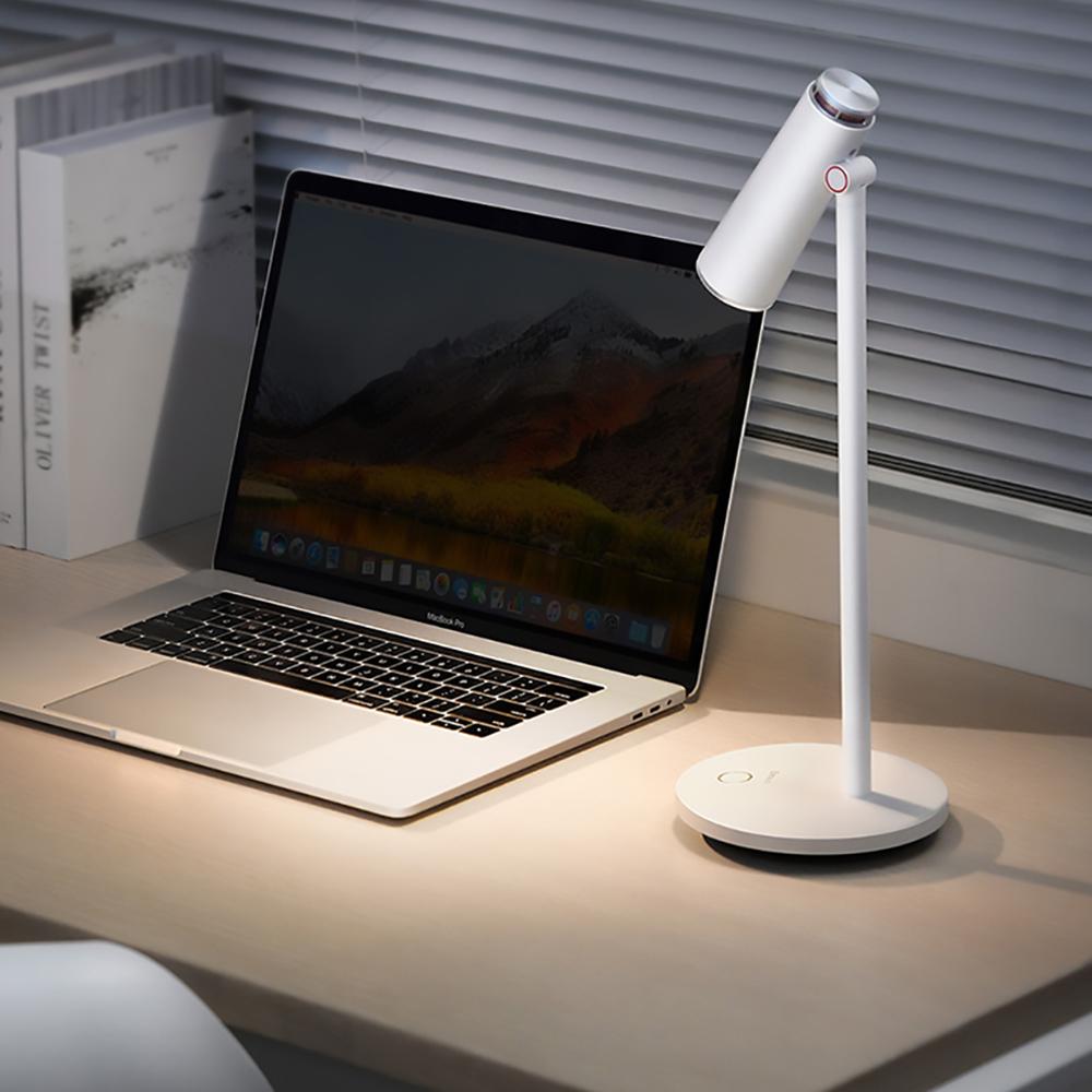 Baseus 倍思|i-work 充插兩用辦公閱讀檯燈DGIWKA02