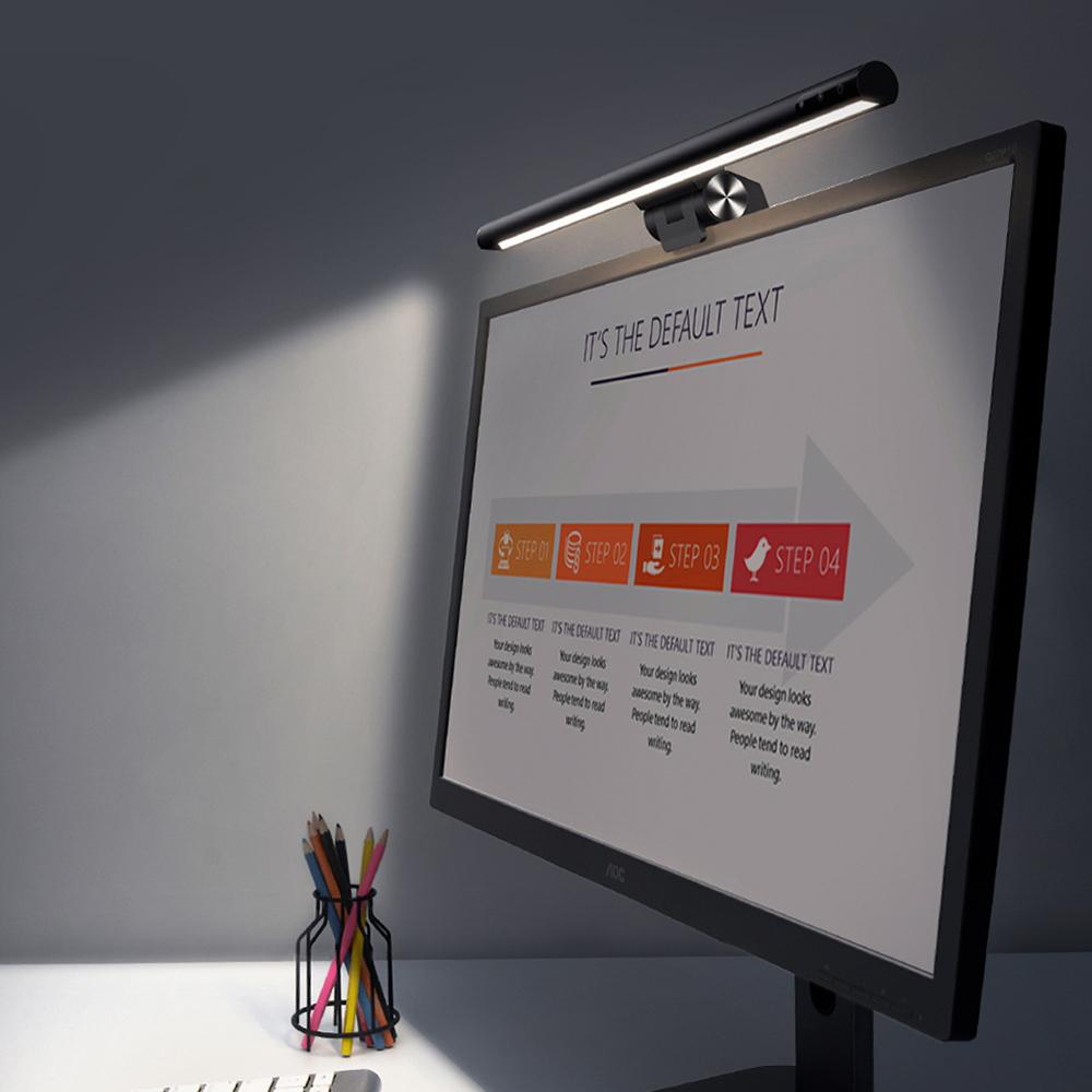 Baseus 倍思|i-work USB非對稱光源螢幕掛燈DGIWKB01