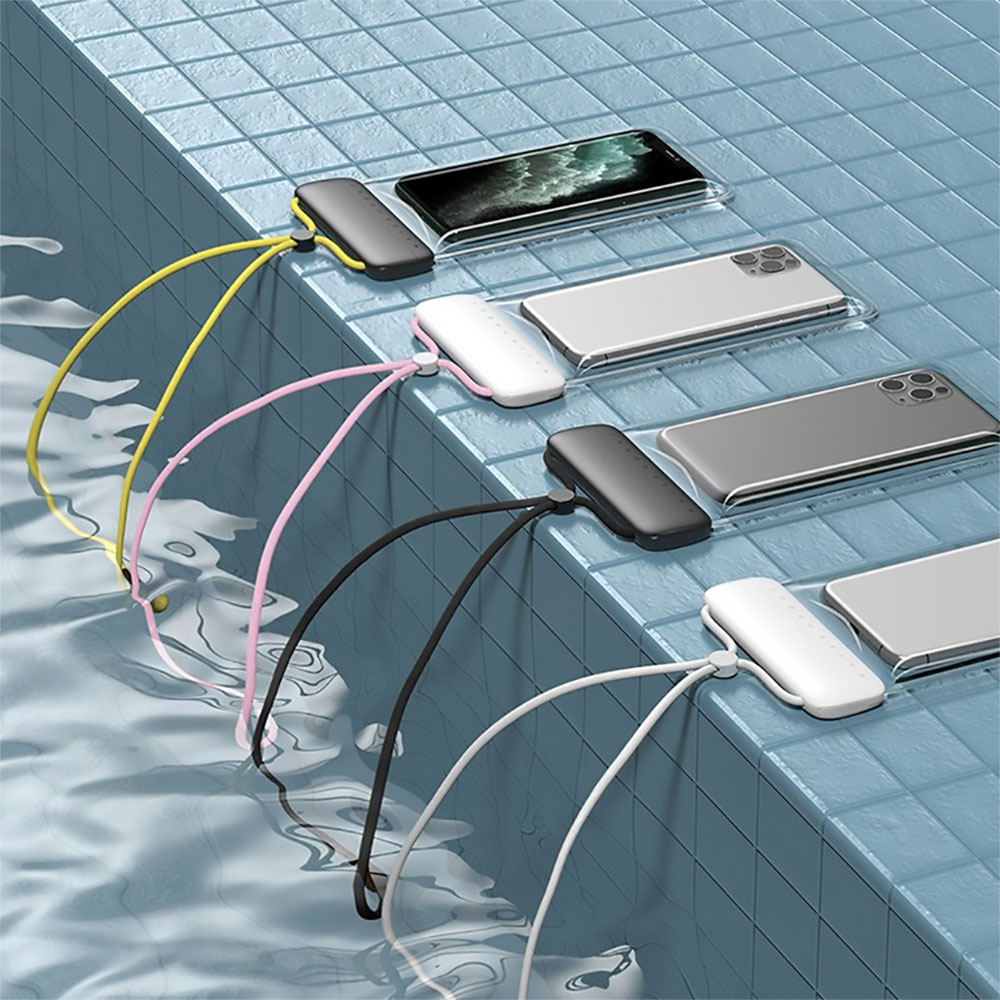 Baseus 倍思|Let go滑蓋手機防水袋 ACFSD(一件組)
