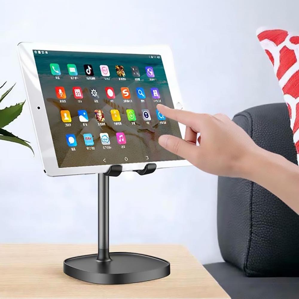 WiWU吉瑪仕|伸縮旋轉手機平板通用桌面支架 ZM101