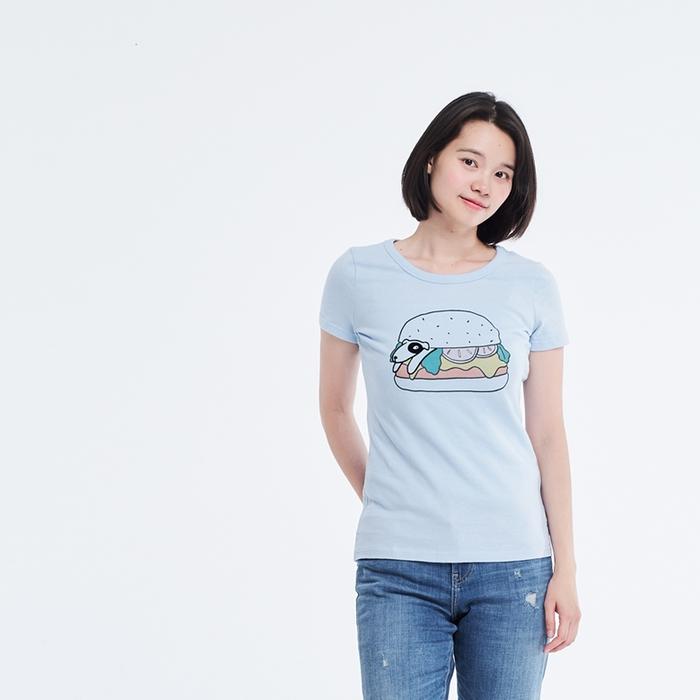 (複製)好我 so that′s me 熊愛甜甜圈短袖蜜桃棉女T