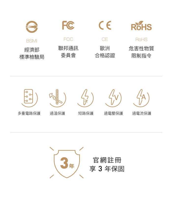ADAM|OMNIA F2 USB-C PD / QC 3.0 雙口充電器 30W 白 + C120B 銀『 iPhone 12專用』
