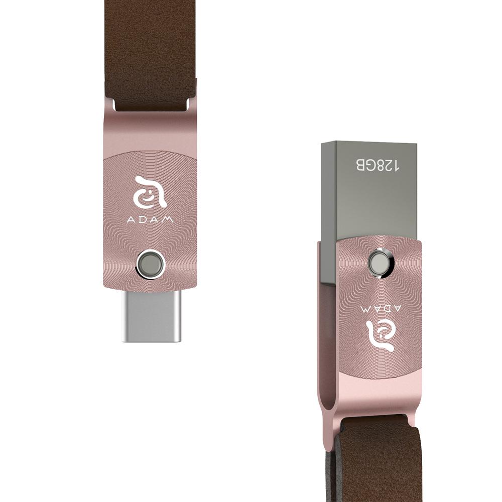 ADAM|ROMA USB-C 雙用隨身碟 128GB