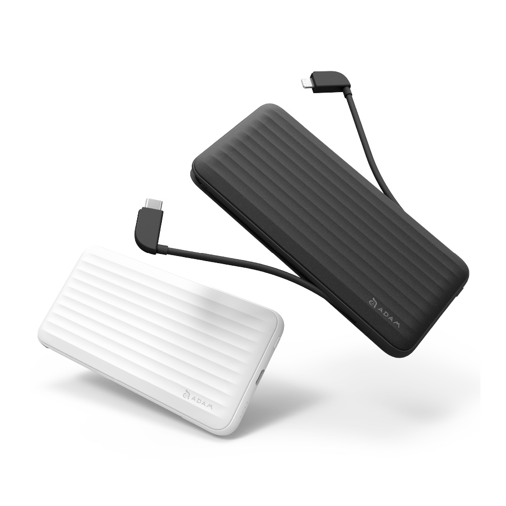 ADAM|GRAVITY X1 MFi認證 USB-C & Lightning PD 3.0 / QC 3.0 極速充電行動電源
