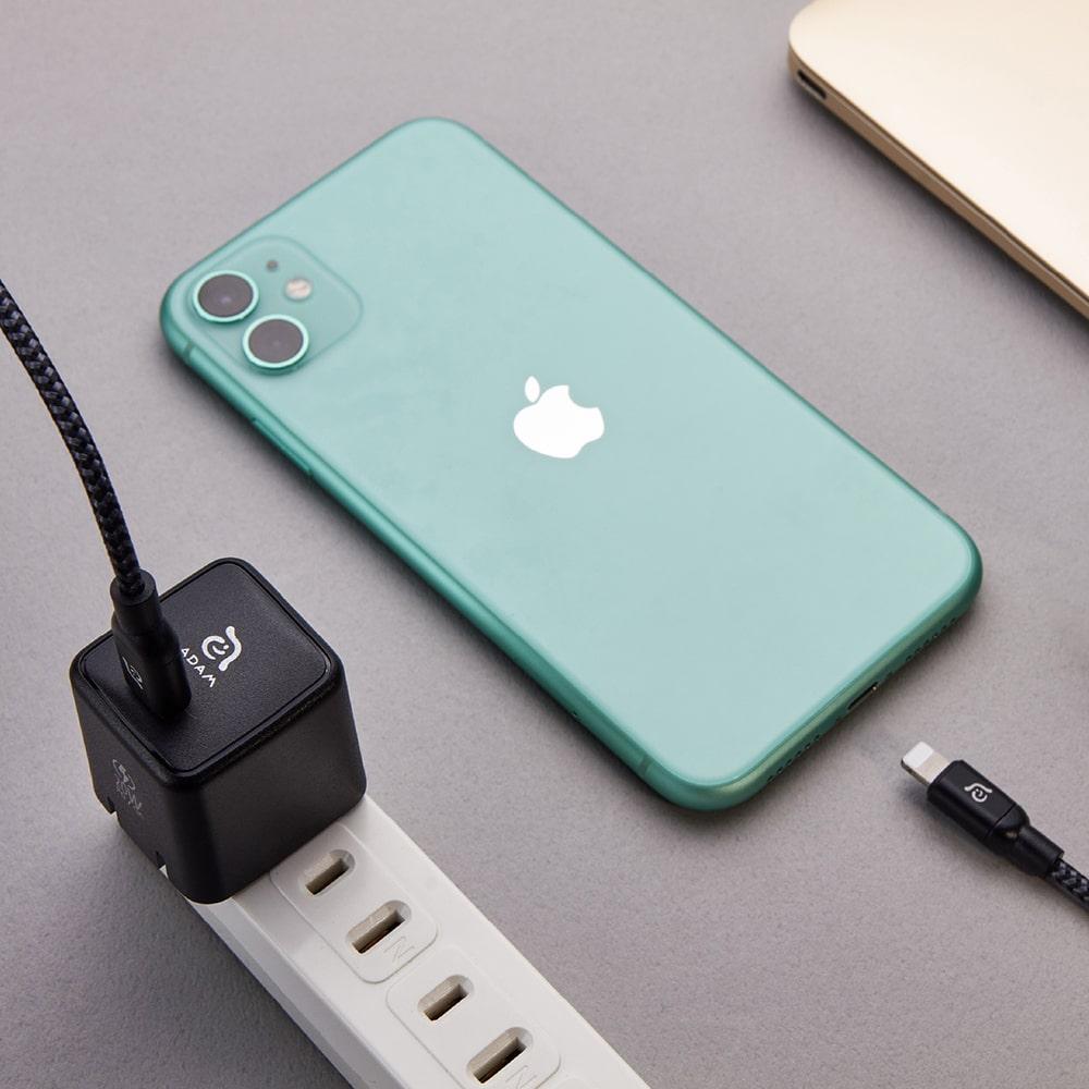ADAM|OMNIA X1 20W mini 快速充電器『 iPhone 12專用』