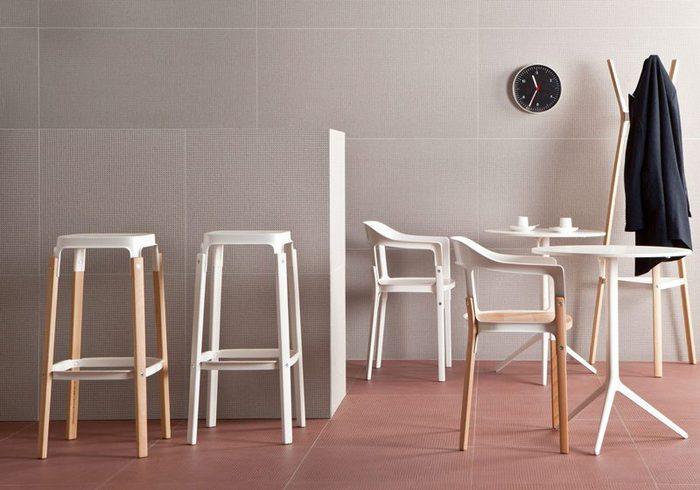 (複製)北歐櫥窗 Magis|Steelwood Stool 高腳凳(中島)