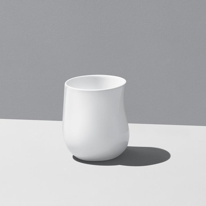 (複製)北歐櫥窗 Georg Jensen|Cobra 波浪白瓷保溫杯 (150 ml、二入一組)