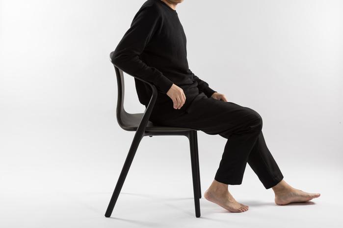 (複製)北歐櫥窗 Vitra|Belleville Side Chair 美麗城單椅(深海藍)