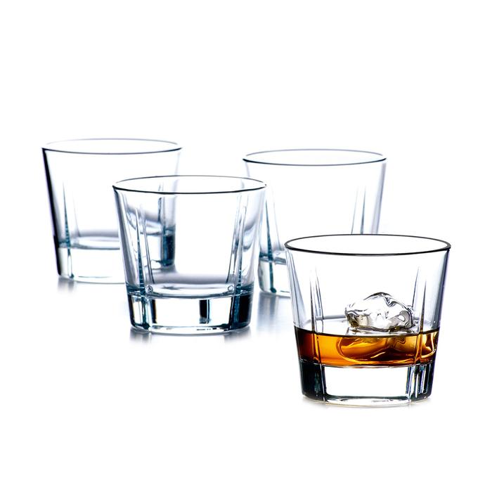 北歐櫥窗 Rosendahl|Grand Cru 冰鑿寬口杯(270 ml、4 入一組)