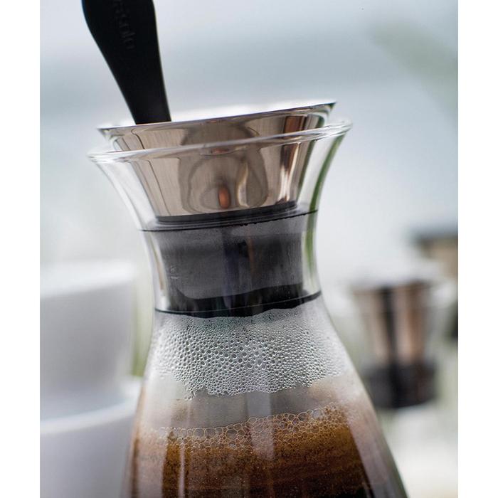 北歐櫥窗 eva solo|咖啡獨奏(黑、1 L)