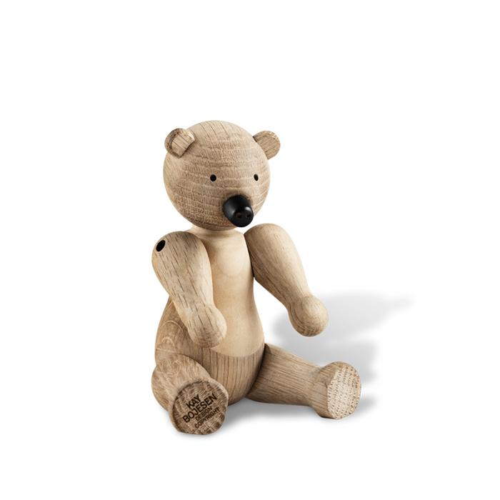 北歐櫥窗 Kay Bojesen|木頭小熊