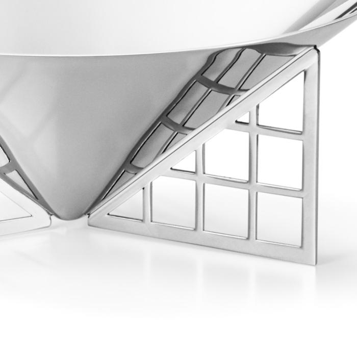 北歐櫥窗 Georg Jensen|MATRIX 矩陣 置物缽(小)