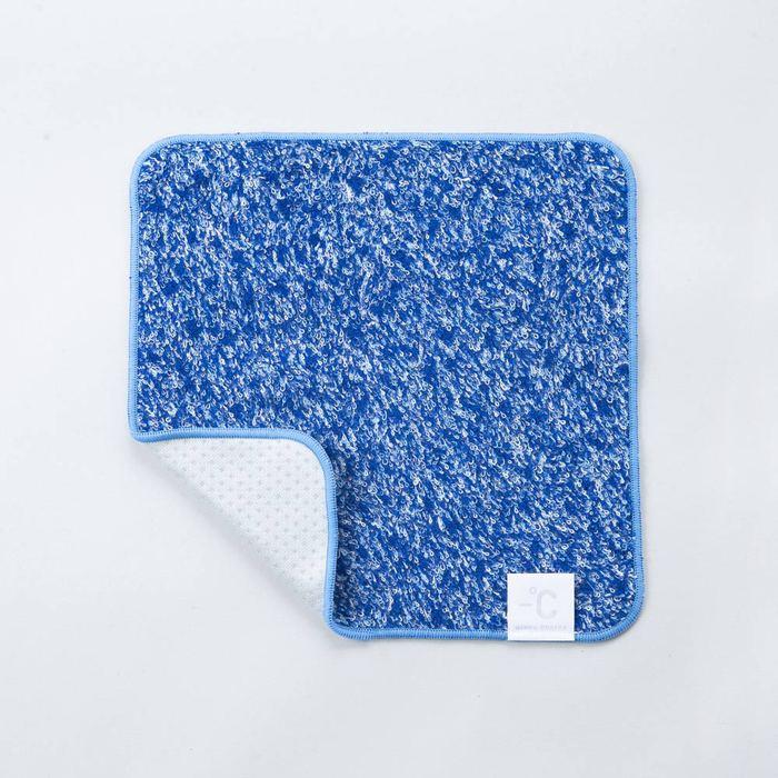 北歐櫥窗 100% Minus Degree Prime 降溫涼感手巾(混色、藍)