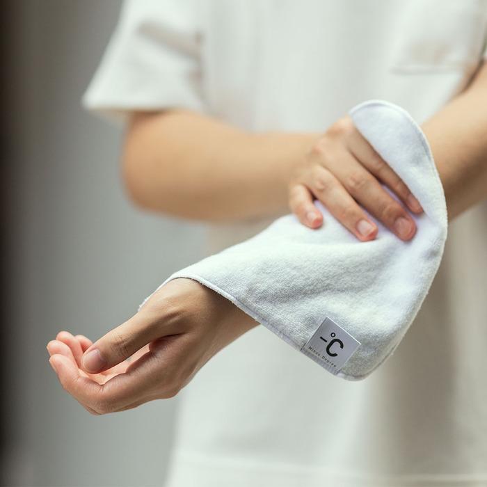 北歐櫥窗 100%|Minus Degree Prime 降溫涼感手巾(混色、粉)
