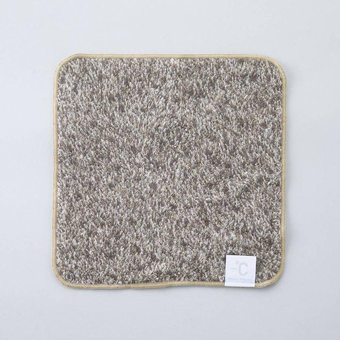 北歐櫥窗 100%|Minus Degree Prime 降溫涼感手巾(混色、棕)