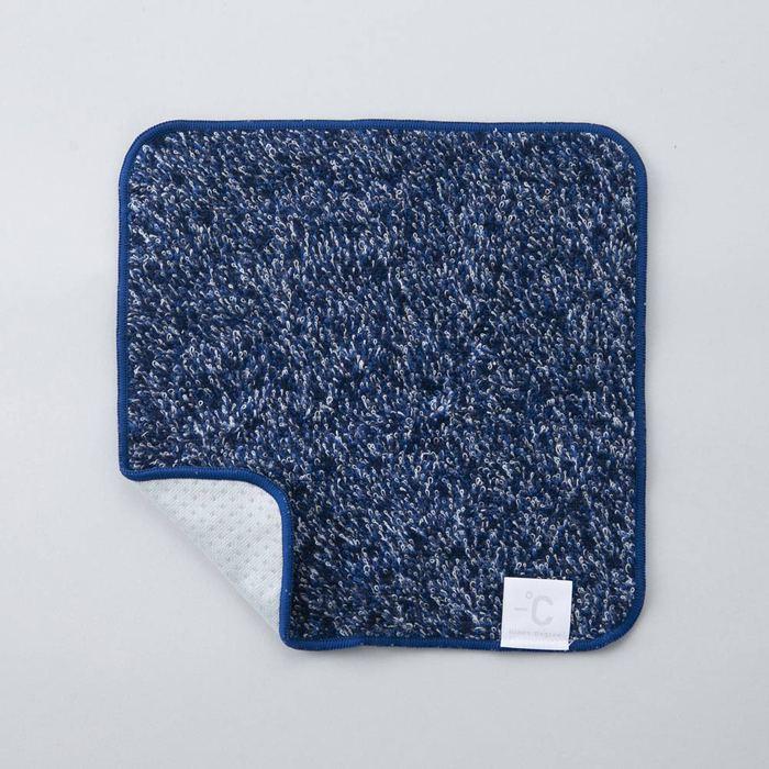 北歐櫥窗 100%|Minus Degree Prime 降溫涼感手巾(混色、海軍藍)