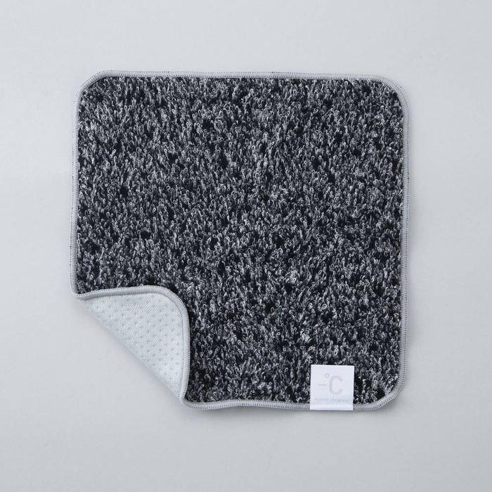 北歐櫥窗 100%|Minus Degree Prime 降溫涼感手巾(混色、黑)