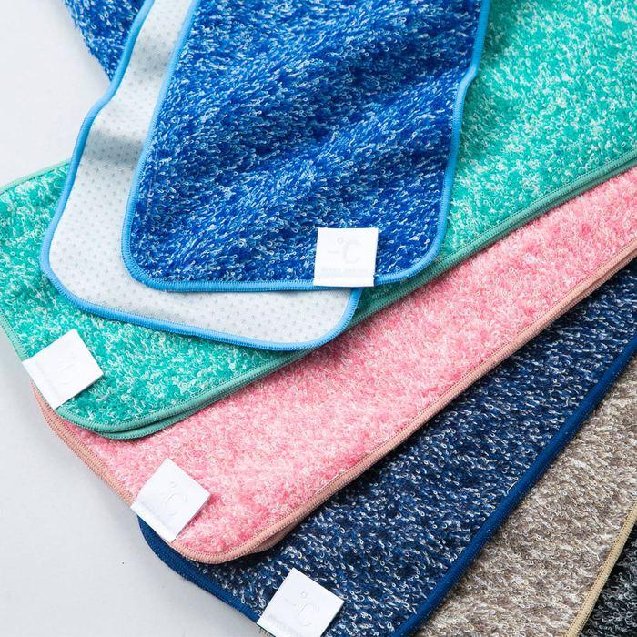 北歐櫥窗 100%|Minus Degree Prime Sport 降溫涼感運動毛巾(混色、黑)