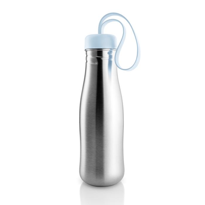 北歐櫥窗 Eva Solo Active 型動隨身瓶(雲朵藍、700 ML)