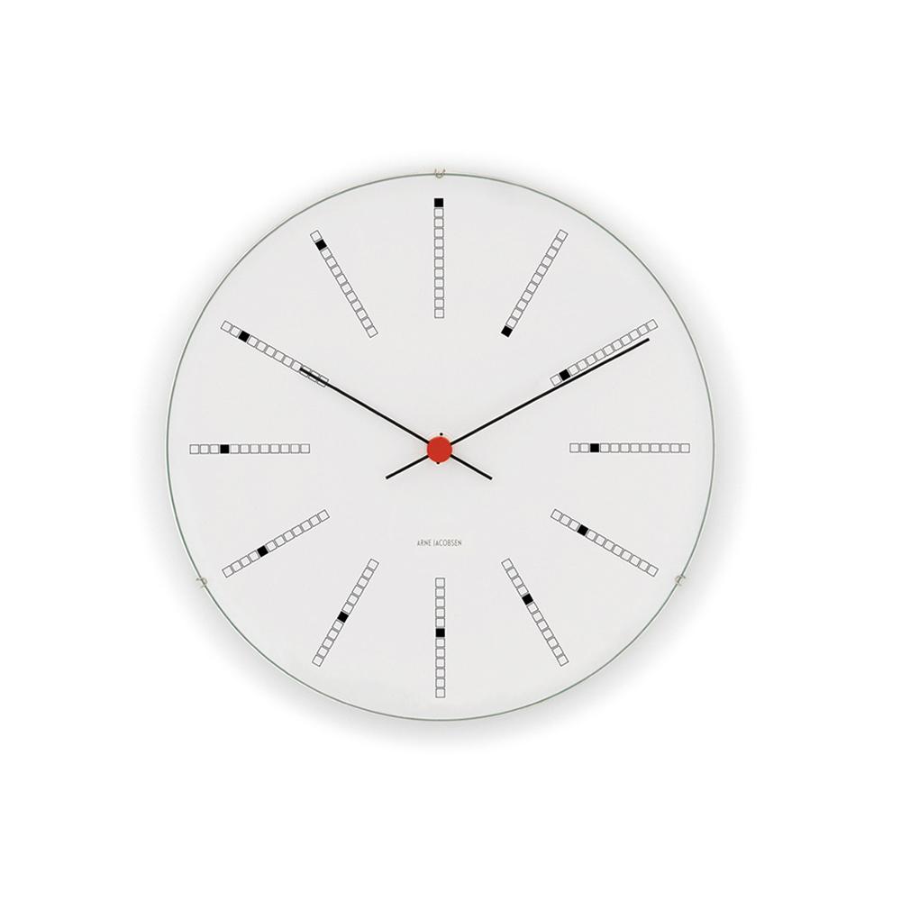 北歐櫥窗 Rosendahl Timepieces AJ Bankers掛鐘(16cm)
