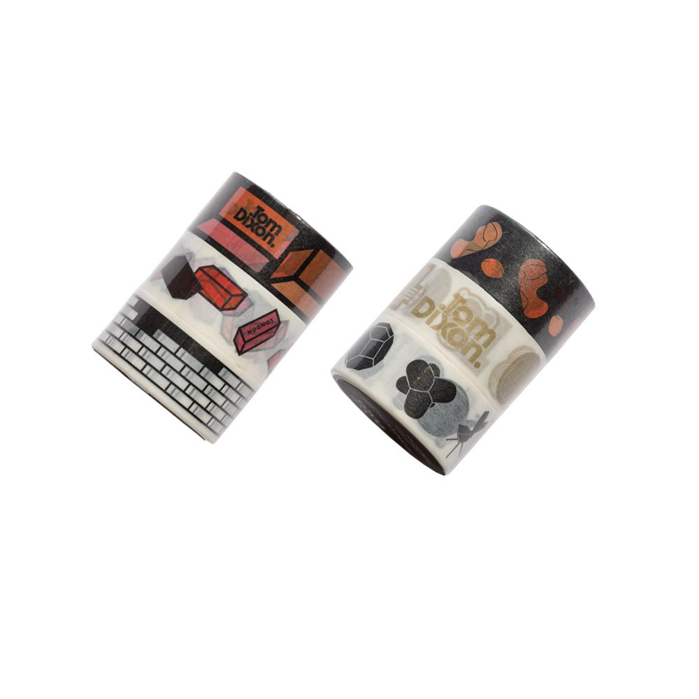 北歐櫥窗 Tom Dixon|Washi Tape 英倫經典紙膠帶