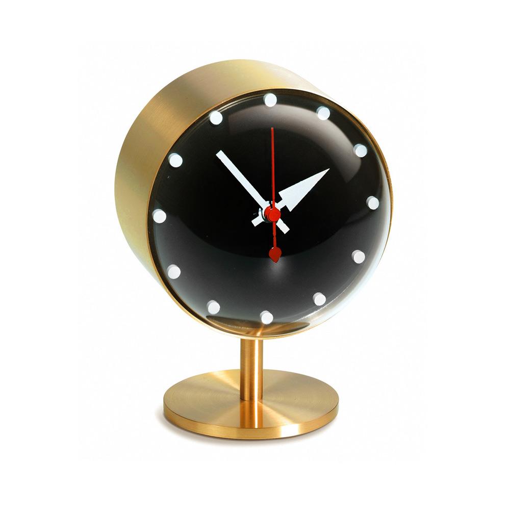北歐櫥窗 Vitra Night Clock 太空艙桌鐘
