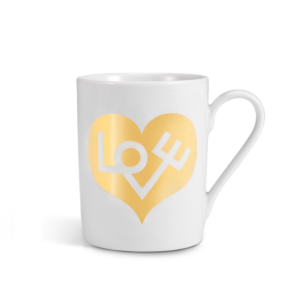 北歐櫥窗 Vitra|Love Heart 愛心咖啡馬克杯