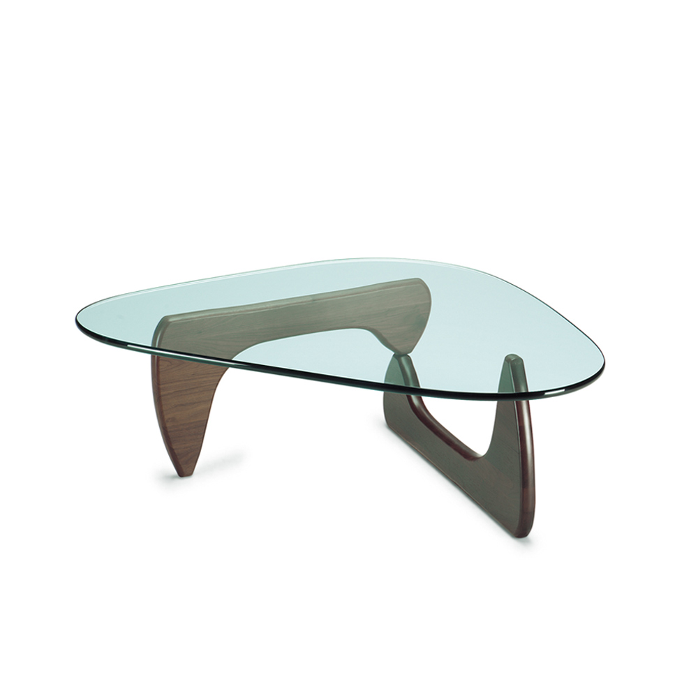 北歐櫥窗 Vitra|Coffee Table 野口勇咖啡桌(胡桃木)