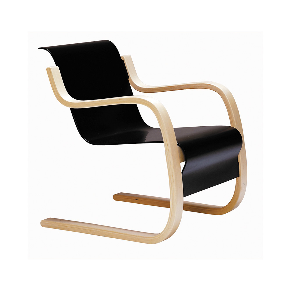 北歐櫥窗 Artek Armchair 42 白樺扶手椅 42 號